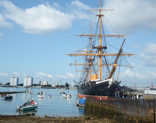 HMS Warrior (1860)