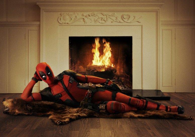 Deadpool!  (via IMDB)