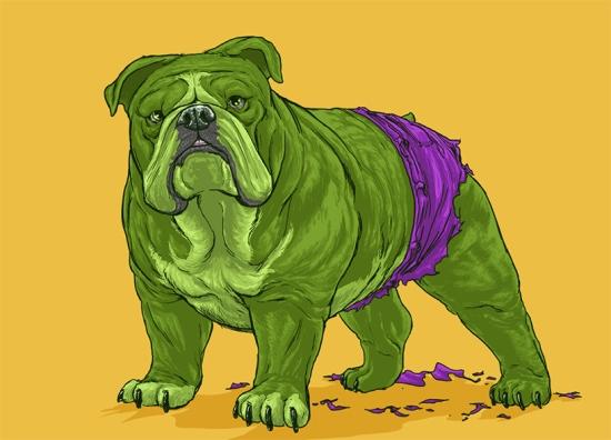 Hulk (Josh Lynch)