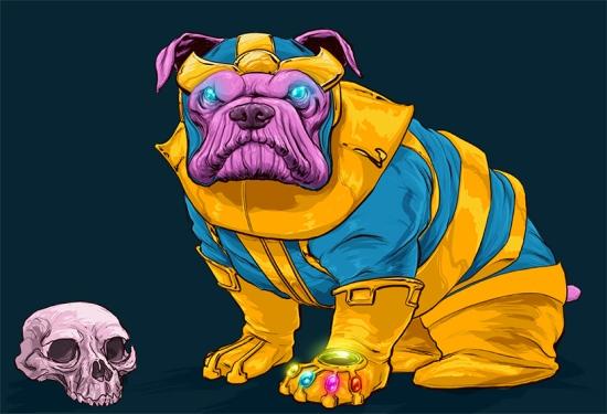 Thanos (Josh Lynch)