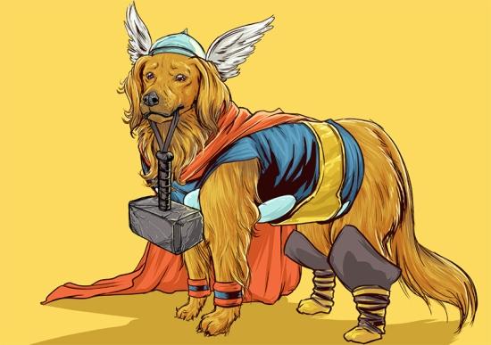 Thor (Josh Lynch)