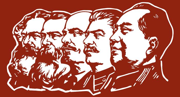 Det vi kan fastlså er at sterkt fremskreden kommunisme hemmer skjeggveksten...