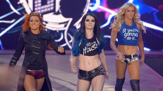 Lyset i enden av tunnelen (WWE)