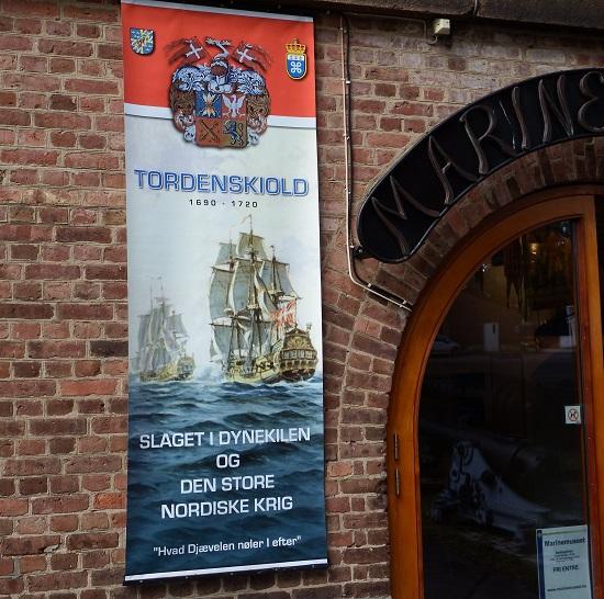 Årets nye avdeling tar for seg Tordenskiold, Norges kanskje mest kjente maritime kommandør.
