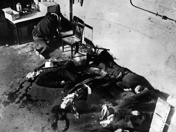 St. Valentine's Day Massacre, 1929
